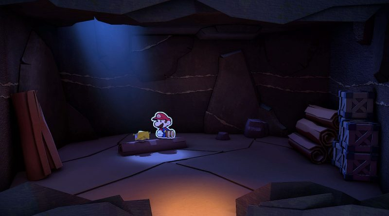 Mario Paper: The Origami King